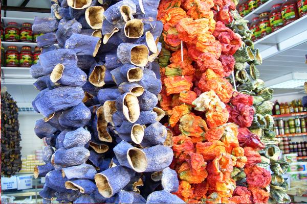 Evde Kışlık Patlıcan Nasıl Kurutulur? 8 Nefis Tarif Eşliğinde Tarifi