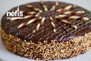 Çikolatalı Pasta (videolu) Tarifi