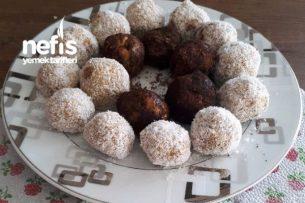 Nefis Bal Kabağı Topları Tarifi