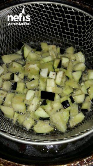 Soslu Patlıcan