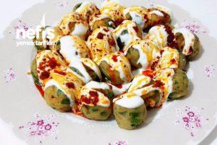 Yoğurtlu Patates Topları Tarifi