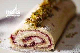 Alman Usulü Rulo Pasta Tarifi