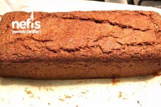 Cevizli Havuçlu Kek (Unsuz Şekersiz) Tarifi