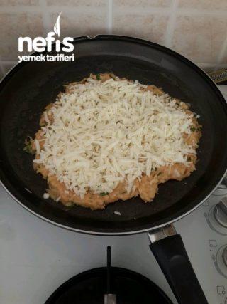 Kahvaltıya Kasarli Patates Böreği(mükemmel)
