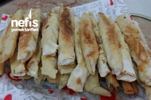Mısır Unlu Sigara Böreği Tarifi