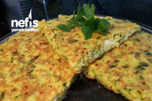 Börek Tadında Omlet Tarifi Videosu