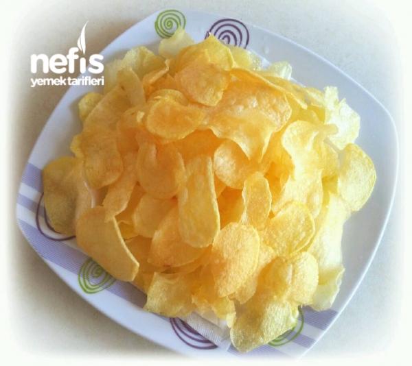 Patates Cipsi(5 Dakikada)