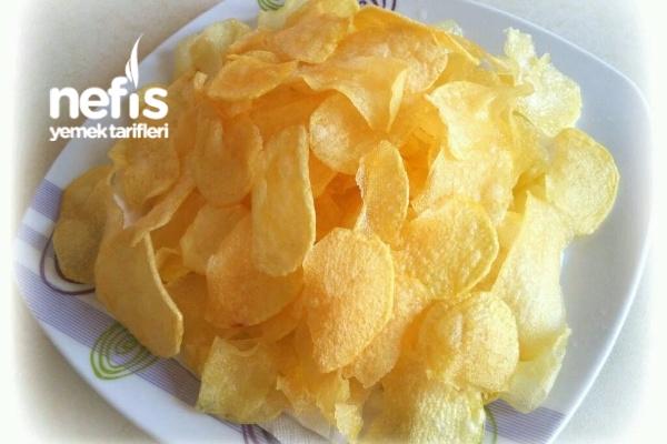 Patates Cipsi (5 Dakikada)