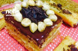 Yedikçe Yediren Çikolatalı Sünger Tatlım Tarifi