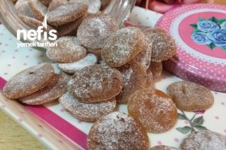 Zencefilli Şeker (Doğal Pastil) Tarifi