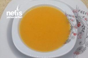 Bal Kabak Çorbası Tarifi