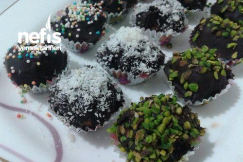 Çikolatalı Cevizli Toplar Tarifi