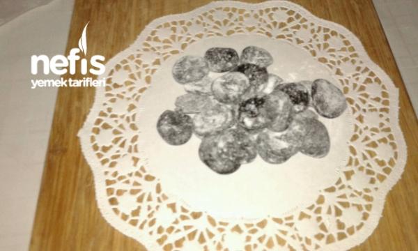Çikolatalı Zencefili Şekerler (bu Şekerler Çocuklara Enerji ve şifa vericek )