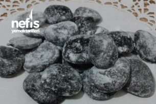 Çikolatalı Zencefili Şekerler (Bu Şekerler Çocuklara Enerji Ve Şifa Verecek ) Tarifi
