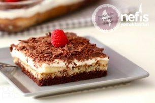Süslü Pasta Yapımı (Videolu) Tarifi