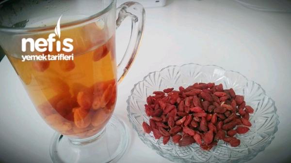 Zayıflatan Goji Berry Çayım