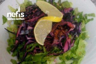 Marul Salatası Tarifi