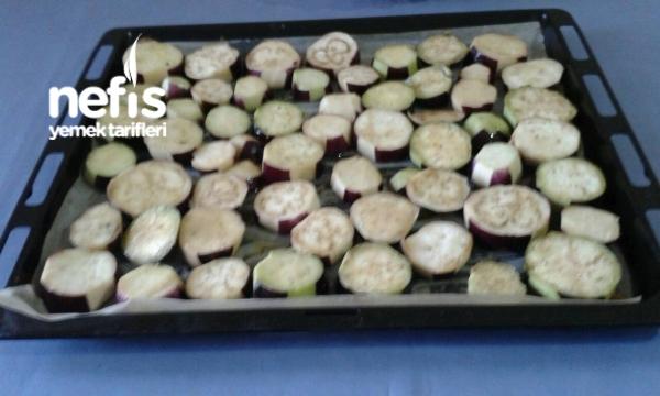 Patatesli Patlıcan Kebabı