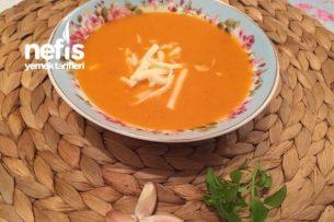 Domates Çorbası (Harika) Tarifi
