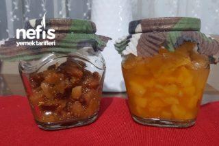 Kuru Meyvelerle Şekersiz Ev Reçeli Tarifi