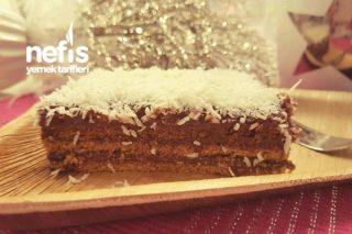10 Dakikada Çikolatalı Pasta Tarifi