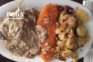 Kızartılmış Patates (Bratkartoffel) Tarifi
