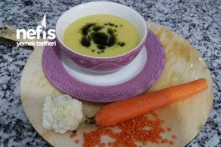 Enfes Kış Çorbası (Vitamin Deposu) Tarifi