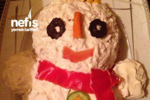 Kardan Adam Salatası Tarifi