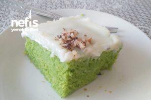Yeşil Gelin Tatlısı (Ispanaklı) Tarifi