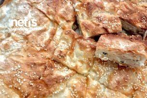 Maden Sulu Börek (Su Böreği Tadında) Tarifi