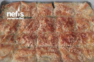 Şipşak Ispanaklı Börek Tarifi