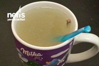 Çok İyi Grip Çayı Tarifi