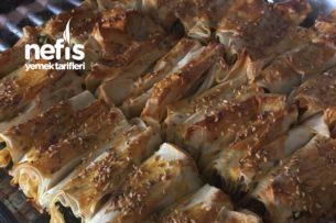 Ispanaklı Yufka Böreği (Çok Pratik) Tarifi