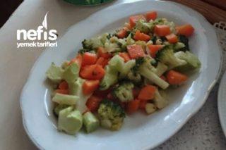 Tadı Farklı Brokoli Tarifi