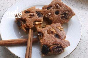 Yumuşacık Süslü Kek (Sütsüz- Yoğurtsuz) Tarifi