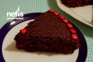5 Dakikada Çikolatalı Kek Tarifi