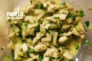 Patlıcanlı Salata Tarifi