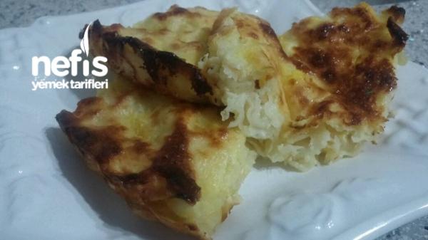 Peynirli Börek (kuru Yufkadan )
