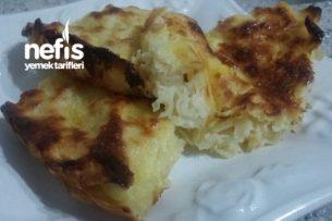 Peynirli Börek (Kuru Yufkadan) Tarifi