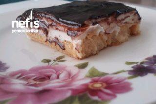 Tavuk Göğüslü Kedidili Pasta (10 Dakikada Hazır) Tarifi