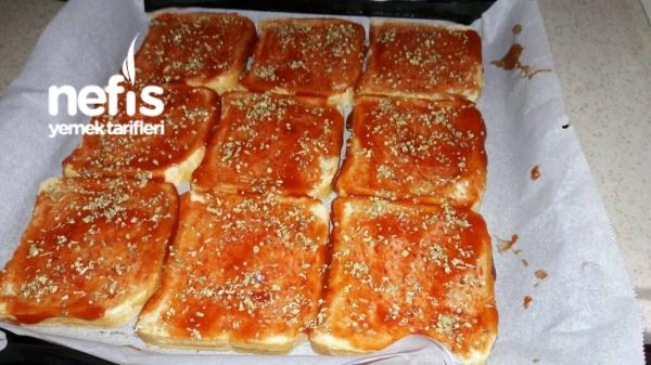 Kahvaltilik Pizzacıklar