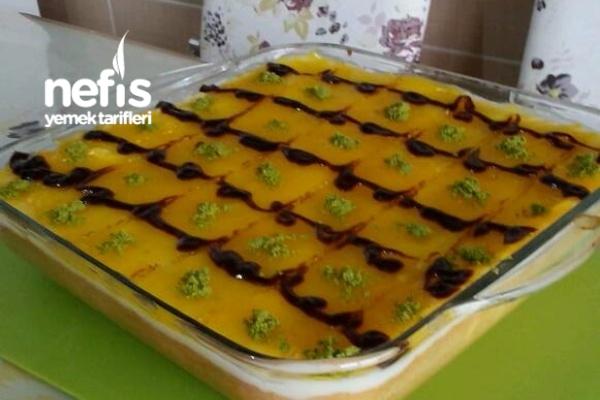 Mandalina Soslu Ferah Pasta Tarifi