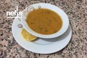 Brokolili Sebze Çorbası Tarifi