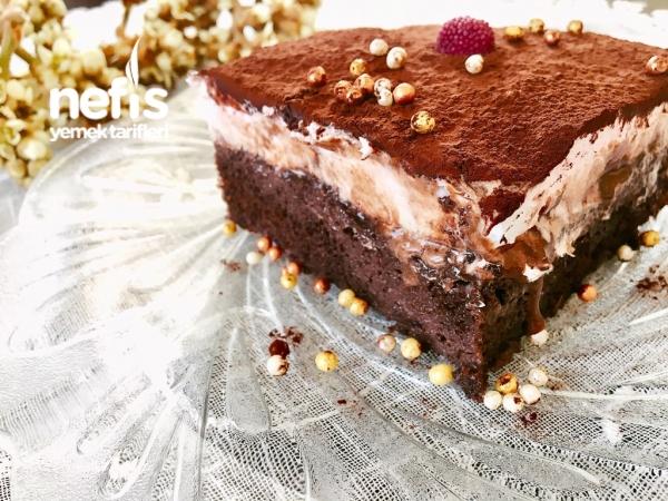 En Kolay Çikolatalı Pasta(Muhteşem Lezzet)