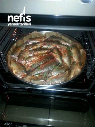 Fırında Pratik Balık