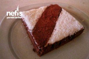 Gelin Damat Pastası (Puf Puf) Tarifi