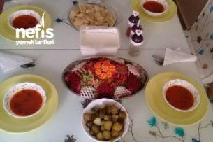 Öğle Yemeğimiz İçin Pratik Tatlar Tarifi