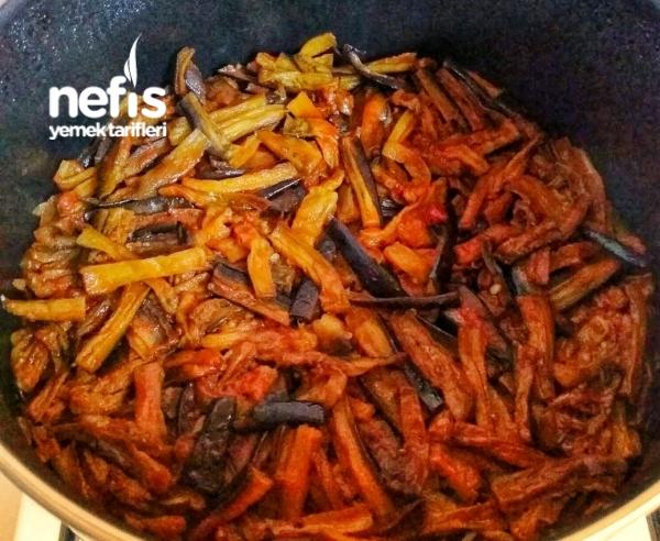 Patlıcan Yemeği (Kızartılmış)