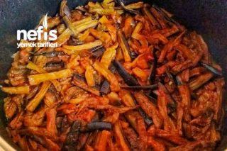 Patlıcan Yemeği (Kızartılmış) Tarifi