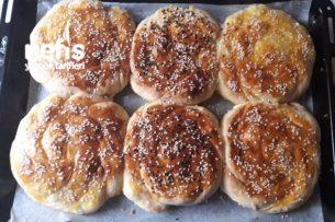 El Açması Burmalı Börek Tarifi
